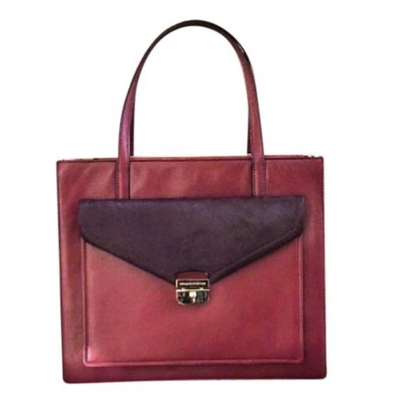 kate spade Handbags - Kate Spade Zarinah Hyde Place Calf Hair Satchel